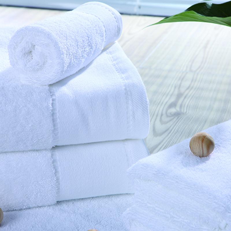 Star Hotel 16S Cotton Plain Weave Hand Towel 150pcs pack