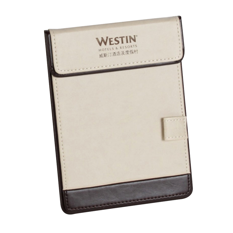 PU Leather A4 Note Pad 50pcs pack