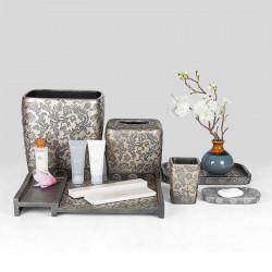 Star Hotel Vintage Design Resin Guestroom Amenities Set Series