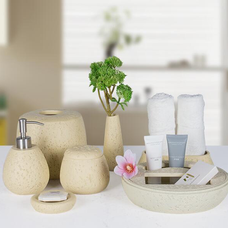 Special Starred Hotel Bathroom Accessories Set