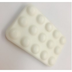 30g 43g Massage Rectangular Soap 300pcs pack