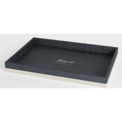 Hotel Leather Tray 12pcs pack