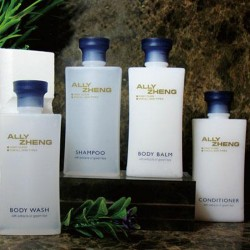 ALLY ZHENG Classic White Collection