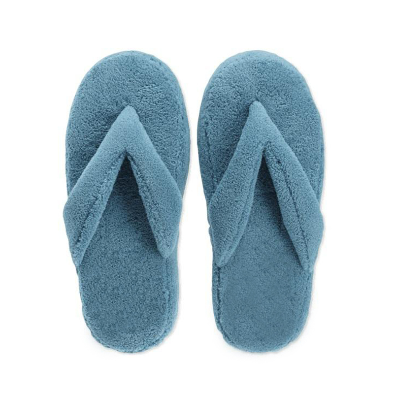 77f6c11f6 Wholesale Flip Flop Terry Cloth Slippers for Hotels