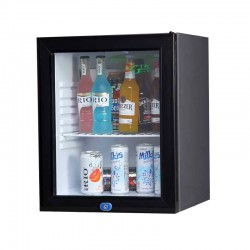Mini Fridge Black 1pc pack