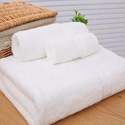 Star Hotel 16S Cotton Dobby Jacquard Bath Towel 40pcs pack