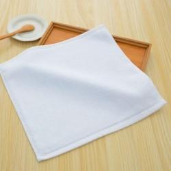 32S Cotton Double Yarn Plain Wave Face Towel 300pcs pack