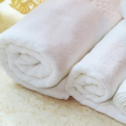 Star Hotel 21S Cotton Jacquard Bath Towel 40pcs pack