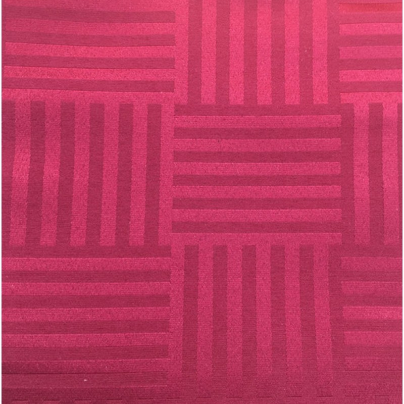 Budget Satin Stripe Restaurant Tablecloth