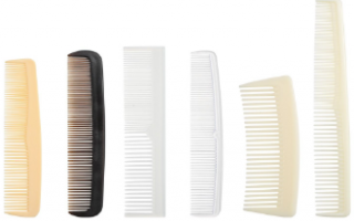 New Hotel Disposable Comb Available Now